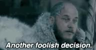 Watch and share Ragnar Lothbrook GIFs on Gfycat