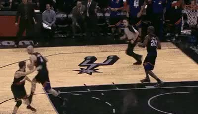 Watch Jermaine O'Neal and Wesley Johnson  Phoenix Suns GIF on Gfycat. Discover more 022713, 2010s, Basketball, Clutch, Jermaine O'Neal, NBA, Pass, Phoenix Suns, Three, Wesley Johnson, gif GIFs on Gfycat
