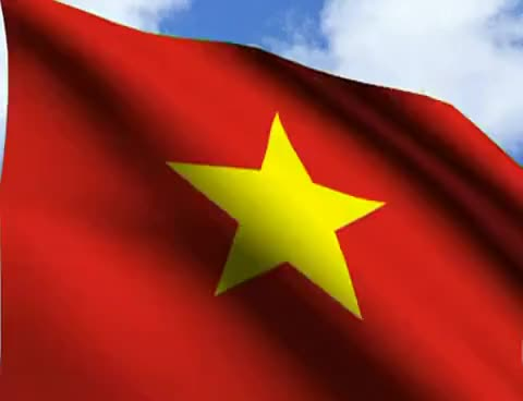 Watch and share Video Art Quốc Kỳ Việt Nam - Video Art - Http://kto.vn GIFs on Gfycat