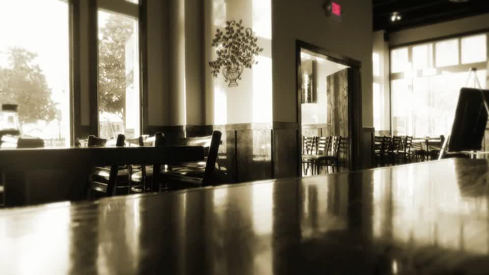 An Empty Restaurant • r/Cinemagraphs GIFs