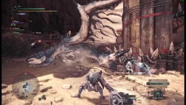 Watch Hammer Uppercut GIF by @jamieichi on Gfycat. Discover more azure rathalos, hammer, monster hunter, rathalos, uppercut GIFs on Gfycat