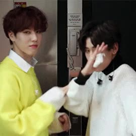 Watch YugBam Dab Party | gif, got7 and bambam GIF on Gfycat. Discover more related GIFs on Gfycat