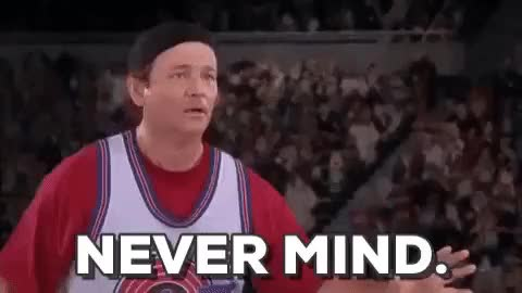 Watch and share Bill Murray GIFs and Nevermind GIFs on Gfycat
