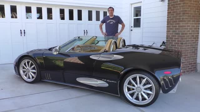 Watch and share Spyker Sports Car GIFs and Spyker C8 Spyder GIFs on Gfycat