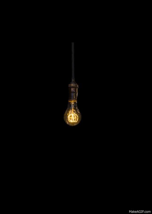 light bulb GIFs