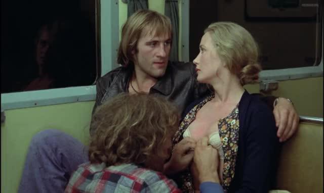 "Watch and share Brigitte Fossey - ""Les Valseuses"" (1974) GIFs on Gfycat"