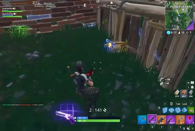 Watch and share Fortnite 2018.12.27 - 15.54.14.14 Trim GIFs on Gfycat