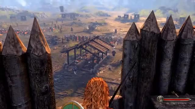 Watch Sieging Towns In Bannerlord! GIF on Gfycat. Discover more GamePlay, Kings, Lord, Medieval, NEW, Siege, attacking, defending, siegeing, taleworlds, towns, update, villages GIFs on Gfycat