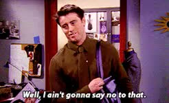 Watch and share Joey Tribbiani GIFs and Friendsedit GIFs on Gfycat