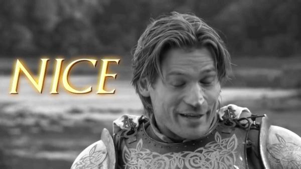 funhaus, post Jaime Lannister NICE  lcA GIFs
