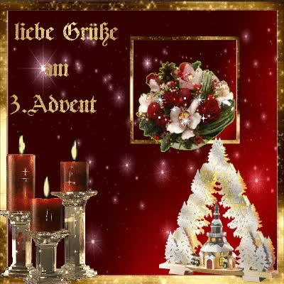 Watch 3. advent GIF on Gfycat. Discover more related GIFs on Gfycat