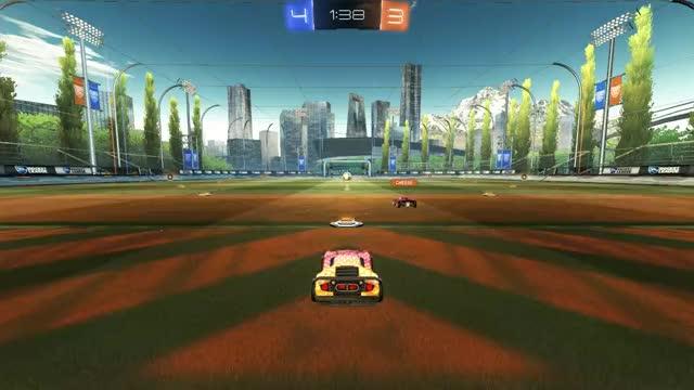 Watch and share Rocket League GIFs by David Tran on Gfycat