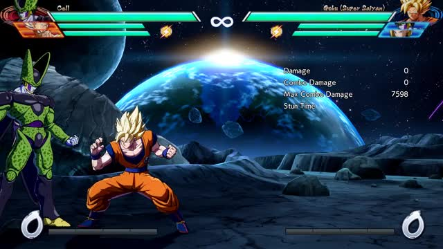 Watch Goku - Corner - 2M into 1-Super (most meter) - 5473 damage GIF by @robro on Gfycat. Discover more related GIFs on Gfycat