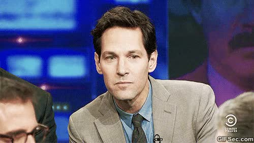 Watch and share Paul Rudd GIFs and Isthatso GIFs by Reactions on Gfycat