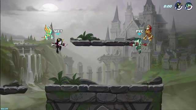 Watch and share Brawlhalla GIFs and 10s Kill GIFs on Gfycat