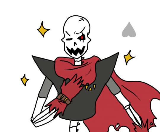 "Watch and share ""Papyrus: ""…WHO IS THAT METTATON YOU SPEAK OF?"" GIFs on Gfycat"