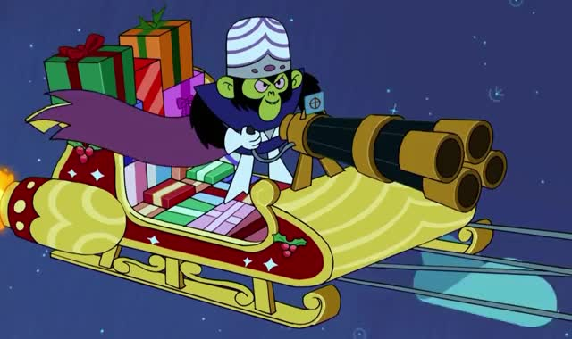 Watch this boxing day GIF by gifmachine on Gfycat. Discover more cartoon, christmas, claus, fly, funny, gifts, girls, jojo, lol, many, merry, mojo, network, powerpuff, presents, santa, sky, too, unmerry, xmas GIFs on Gfycat