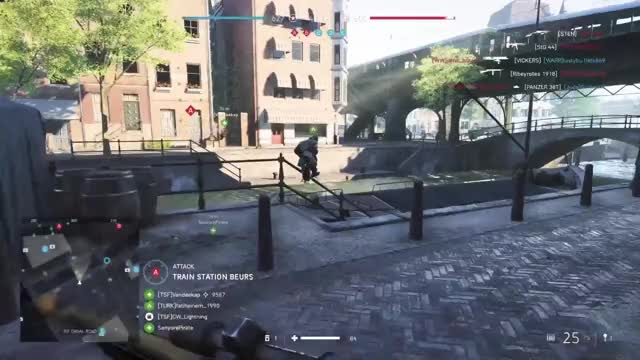 Watch and share Battlefield V GIFs on Gfycat