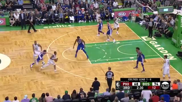 Watch and share Philadelphia 76ers GIFs and Boston Celtics GIFs on Gfycat