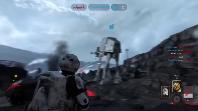 Watch How to imperial GIF on Gfycat. Discover more PlayStation 4, Sony Computer Entertainment, starwarsbattlefront GIFs on Gfycat