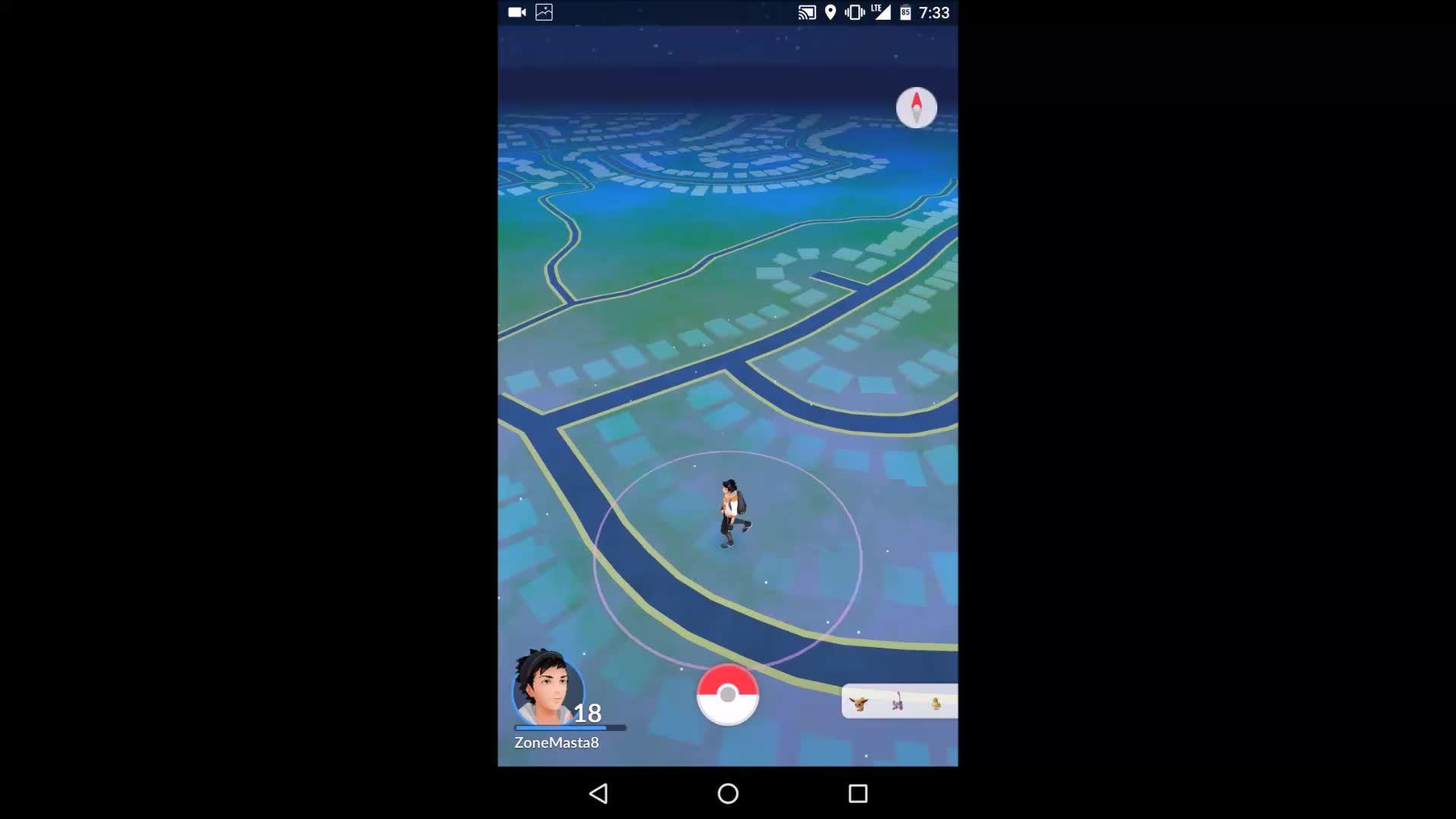 pokemongo, Another Pokemon go bug GIFs