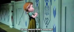 Watch snowman song anna frozen Do You Want to Build a Snowman GIF on Gfycat. Discover more related GIFs on Gfycat