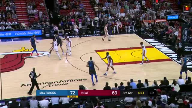 Watch and share Dallas Mavericks GIFs and Miami Heat GIFs by dirk41 on Gfycat