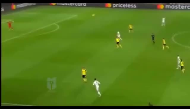Watch benzema funny slip vs borussia dortmund( 27/9/2016) GIF on Gfycat. Discover more related GIFs on Gfycat