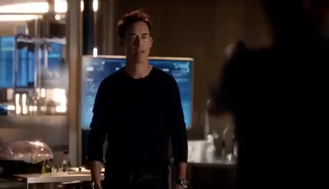 The Flash Patty Spivot Shot Dr Harrison Wells Gif Find Make