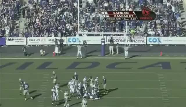 Kansas State, State, Wildcats, Big Kansas State hit GIFs