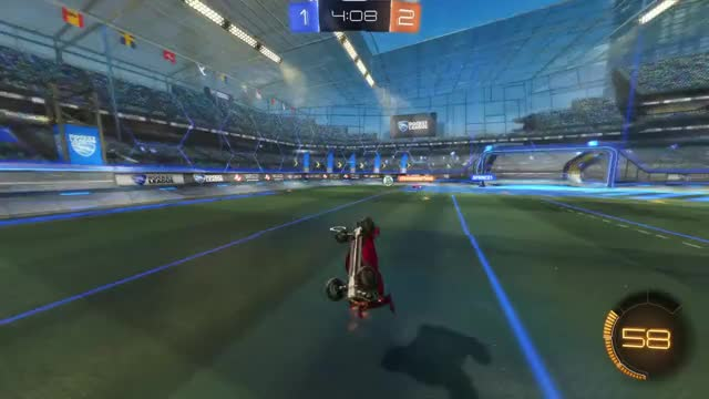 Watch and share Rocket League® GIFs and Playstation 4 GIFs by fours_ on Gfycat