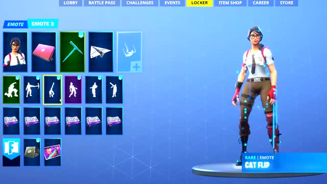 Watch and share Fortnite Maven Skin GIFs and Maven Skin Gameplay GIFs by Breezy ツ on Gfycat