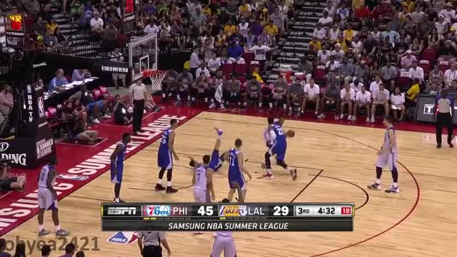 Watch and share Ivica Zubac Complete Summer League 2016 Highlights GIFs on Gfycat