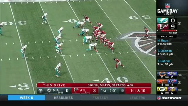Watch and share Matt Ryan Goes Deep! - Clippit GIFs by Razzball on Gfycat