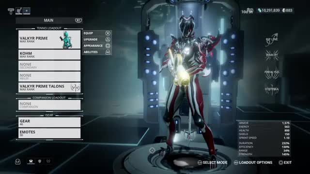 Watch and share Warframe 20181109160518 GIFs on Gfycat