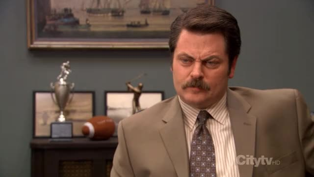 Watch and share Nick Offerman GIFs by snuffyTHEbear on Gfycat