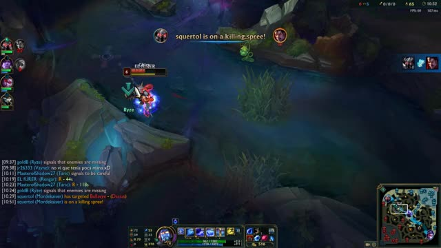 Watch Check out my video! League of Legends | Captured by Overwolf GIF by Overwolf (@overwolf) on Gfycat. Discover more Double-kill, Gaming, Kill, League of Legends, Overwolf, Ryze, Win GIFs on Gfycat