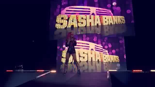 sashabanks, wrestlewiththeplot, wwe, Sasha Banks GIFs