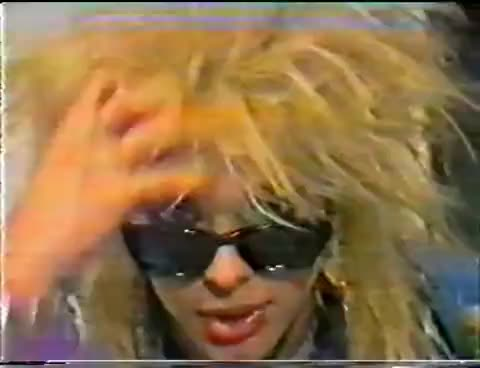 Hanoi Rocks, Michael Monroe, Mike Monroe, Mike Monroe GIFs