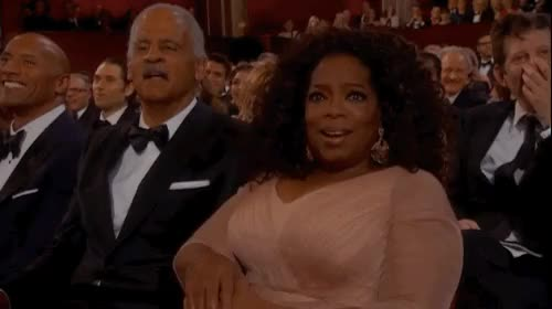 Watch Oscars GIF on Gfycat. Discover more oprah winfrey, stedman graham GIFs on Gfycat