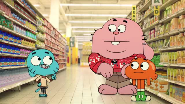 Watch and share Gumball I Best Of Richard Watterson! I Cartoon Network GIFs on Gfycat