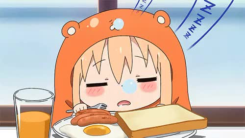 Watch and share Doma Umaru GIFs and Himouto GIFs on Gfycat