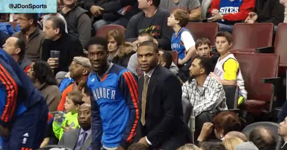 Watch and share Russell Westbrook GIFs on Gfycat