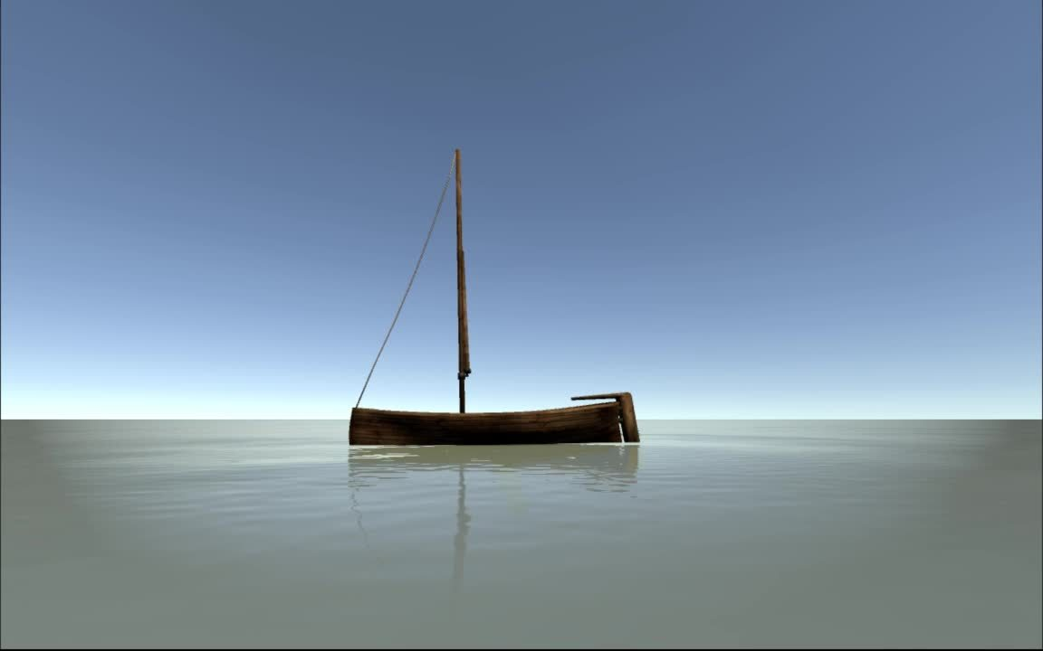 sailing sim vr, Calm Sailing in Sailing Sim VR GIFs