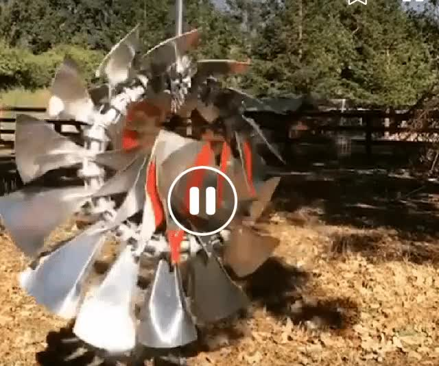 Watch Wind sculpture GIF on Gfycat. Discover more related GIFs on Gfycat
