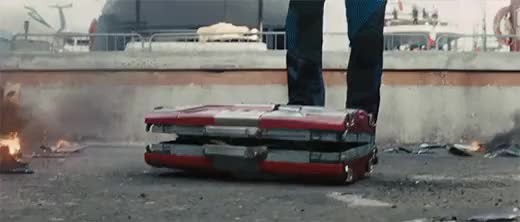 Watch Iron Man Suitcase GIF by @hystericalbanana on Gfycat. Discover more Overwatch, programmerhumor GIFs on Gfycat
