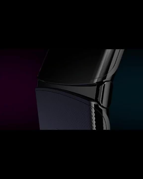 Watch and share Moto Razr Mechanical Hinge Mechanism GIFs by Prabidhi Info on Gfycat