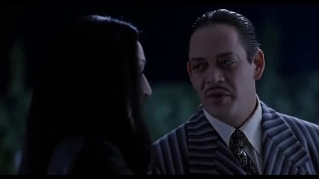 Watch The Addams Family (1991) - Evening GIF on Gfycat. Discover more related GIFs on Gfycat