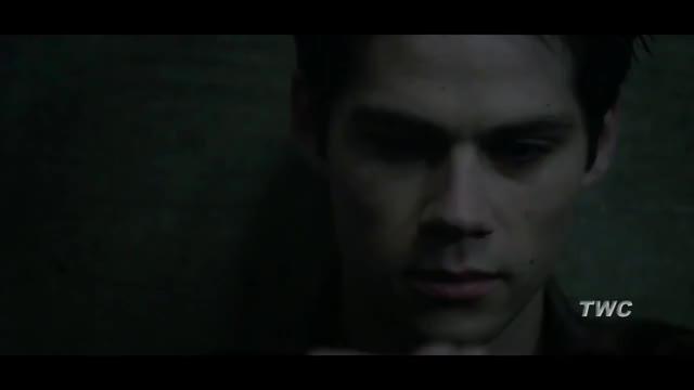 Watch and share Teen Wolf  6x05 'Radio Silence'  'Stydia Wall Scene' GIFs on Gfycat