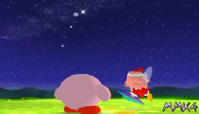 Kirby 64, Kirby GIFs